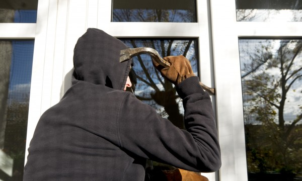 How to secure your home against burglars